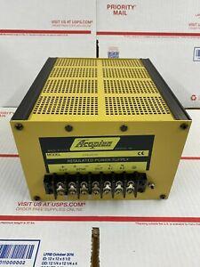 Acopian A24H850 24V 8.5A Regulated Power Supply