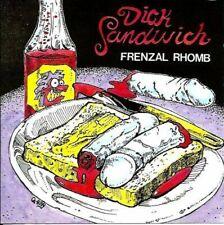 Frenzal Rhomb - Dick Sandwich (Aust Excl) - Frenzal Rhomb CD P0VG The Cheap Fast