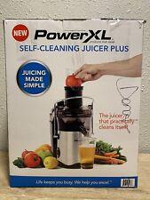 PowerXl Self Cleaning Juicer Plus Machine Power Xl Open Box