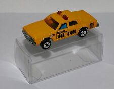 Majorette Made in France 1/69 Chevrolet Impala Taxi N°240 RARE