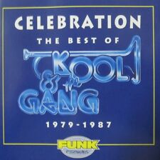 KOOL & THE GANG - CELEBRATION: THE BEST OF  -  CD