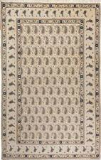 Kashan Teppich Orientteppich Rug Carpet Tapis Tapijt Tappeto Alfombra Paisley