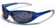 Sunglasses New Sport Designer Shades Wraps Xloop Men Women Blue White XL118H