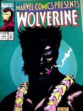Marvel Comics Presents Wolverine / Ghost Rider n°132 1993 Marvel Comics [G.226]
