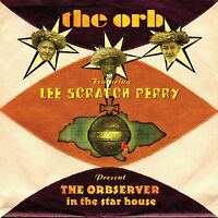Lee Scratch Perry, The Orb-The Orbserver In The Star House CD   New