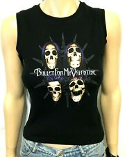 More details for bullet for my valentine - uk tour 2006 - og womens concert t-shirt (s) new