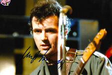 "Hugh Cornwell ""Stranglers"" signed 8x12 inch photo autograph"