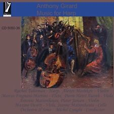 Rachel Talitman - Anthony Girard Music for Harp [CD]