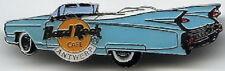 Hard Rock Cafe Antwerpen 1997 Türkis Cadillac Caddy Pin - Hrc Katalog #12075