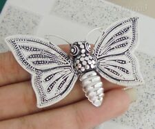 Butterfly Design Bali Handcrafted Solid Silver, 925 Pendant/Brooch 32785