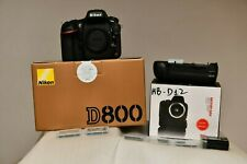 Nikon D800 Nital (18007 scatti) + EXTRA