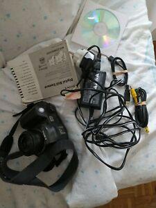 Cámara digital Sony Mavica MVC-CD500 , Carl Zeis lens, with charguer and accesor