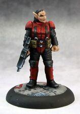 Rach Soldier Reaper Miniatures Chronoscope Elf Sci Fi Future Ranged Alien RPG