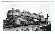 Belt Railway of Chicago 2-10-2 Engine #5 Chicago IL  C C Grayson Photo 1930s