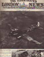 1938 London News February 5-Hong Kong Prepares; Holland