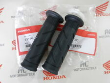 Honda CBR 1100 xx actionner poignée en caoutchouc set guidon Droite + Gauche Original Neuf