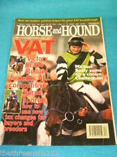 HORSE and HOUND - VAT VICTORY - MARCH 25 1993