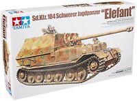 TAMIYA 1/35 Sd.kfz.184 Schwerer Jagdpanzer Elefant Model Kit NEW from Japan