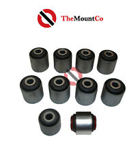 Rear Suspension Bush Kit to suits Nissan Patrol Wagon 00-on