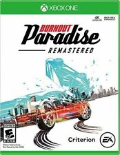 XBOX ONE BURNOUT PARADISE REMASTERED BRAND NEW RACING VIDEO GAME