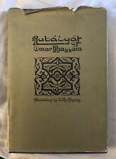 Rubaiyat of Omar KHAYYAM with illustrations by Willy POGANY: Very Good