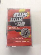 Club Mix 98 Cassette