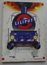 Liliput Catalogue Modellbahn Scale Ho Train / Wagon / Rail Good Condition