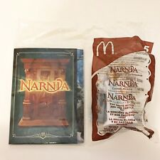 McDonalds Happy Meal 2005 #5 Narnia Lion Witch Wardrobe The White Witch SEALED