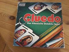 Cluedo Gesellschaftsspiele aus Pappe für 3 Spieler