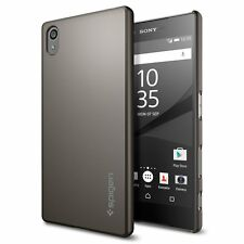 Spigen Sony Xperia Z5 Case Thin Fit Gunmetal