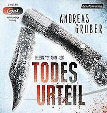 Todesurteil: Thriller von Gruber, Andreas | Buch | Zustand sehr gut