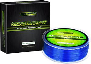 KastKing World's Premium Monofilament Fishing Line - Paralleled Roll Track - Str