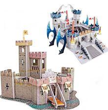 3d Puzzle drachenburg Edad Media CASTILLO