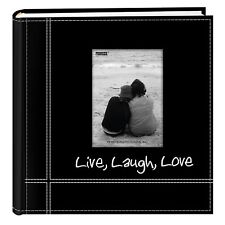 Large Photo Album Leatherette Family Wedding Happy Moments Friend Album 200 Foto