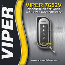 Viper 7652V 1-Way 5-Button Replacement Remote Control Transmitter 7654V 5902V