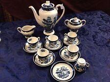 Art. 48 - IGAS - Magnifico SERVIZIO DA CAFFE' giapponese in porcellana