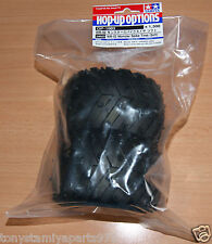 Tamiya 54603 WR-02 Monster Spike Tires (Soft) (Wild Willy 2/Lunch Box/Pumpkin)