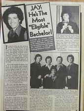Jay Osmond, Full Page Vintage Clipping, Osmonds Brothers