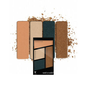 WET N WILD Color Icon Eyeshadow Quad - Hooked On Vinyl (Free Ship)