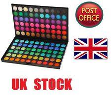 Maquillaje 120 Colores Sombra de ojos sombra de ojos Set Caja de brillo mate Profesional Kit 1