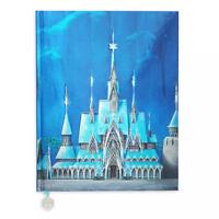 Frozen Arendelle Castle Journal - Disney Castle Collection Limited Edition NEW!