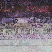 LOT 9 FAT QUARTERS WILD BERRIES BATIKS LUNN FABRICS SPECIAL EDITION FAT QUARTER