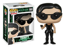 Funko Pop Movies The Matrix: Trinity Vinyl Action Figure Collectible Toy, 3.75""