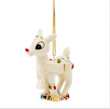 Lenox Christmas Rudolph Christmas Glow Ornament New 2020 890141