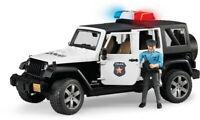 Bruder Jeep Wrangler Unlimited Rubicon Polizei, 1 Stück