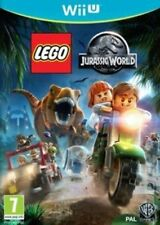 LEGO Jurassic World For PAL Wii U MINT - Same Day Dispatch* via Super Fast Deliv