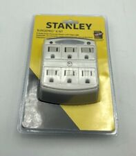 Stanley Surgepro 6 NT 6-Outlet Surge-Protected Adapter w/ Night Light 750 joules