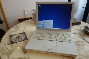 Apple iBook G4 Lubuntu 16.04 - 14 inch