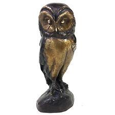 """Bruno Bruni - Original Bronzeskulptur """"EULE"""""""