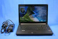 "Clevo P150EM Laptop 15.6"" Intel i5-3210M 2.5GHz 8GB RAM 500GB HDD Windows 10 Pro"